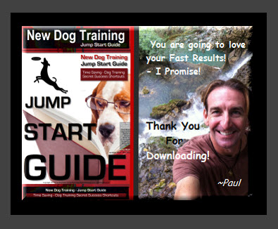 *Click-Now* to: Jump Start Your Dog Training Now and for *FREE*